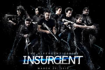 Insurgent Premiere- Photo Story