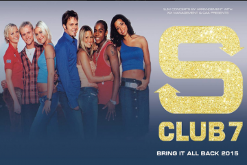 S Club 7- Concert Review