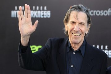 Star Trek Legend Leonard Nimoy Dies at the Age of 83