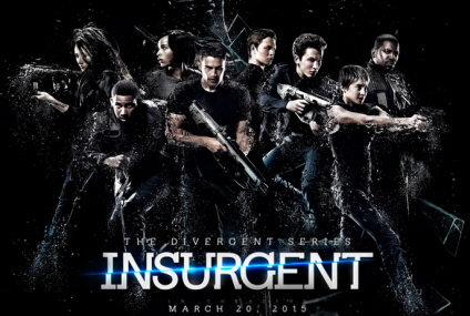 Insurgent Premiere- Movie Review