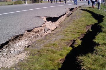 Two Dead After Powerful Earthquake Hits New Zealand