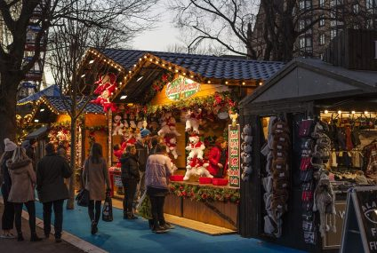 Winter Market At The South Bank Centre 2016