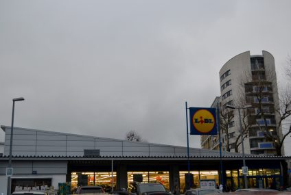 Fire Breaks Out At Lidl Supermarket In Ashford