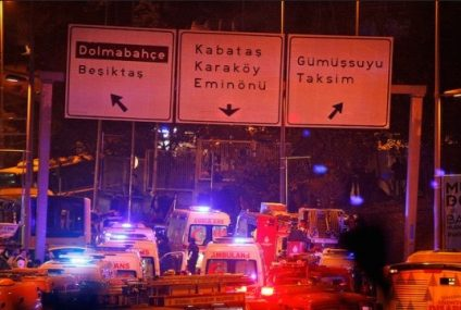 38 Dead After Bombs Attack Istanbul Stadium