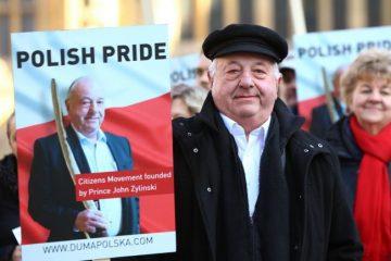 'Prince' John Zylinski Launches New 'Polish Pride' Party