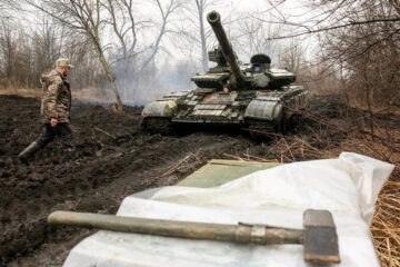 Russian Military Threat in Ukraine