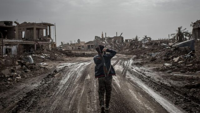 Are DFID Doing Enough to Support Businesses in Syria?