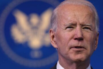 Joe Biden's first 100 days in office, what has he done?
